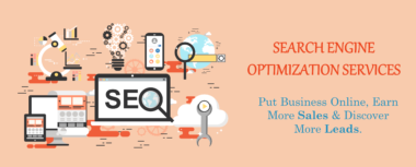 SEARCH ENGINE OPTIMIZATION SERVICES